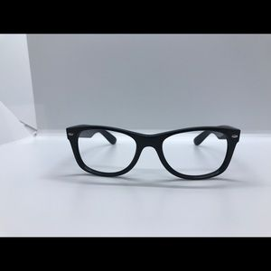 Authentic Ray-Ban Eyeglasses RB 2132 Solid black